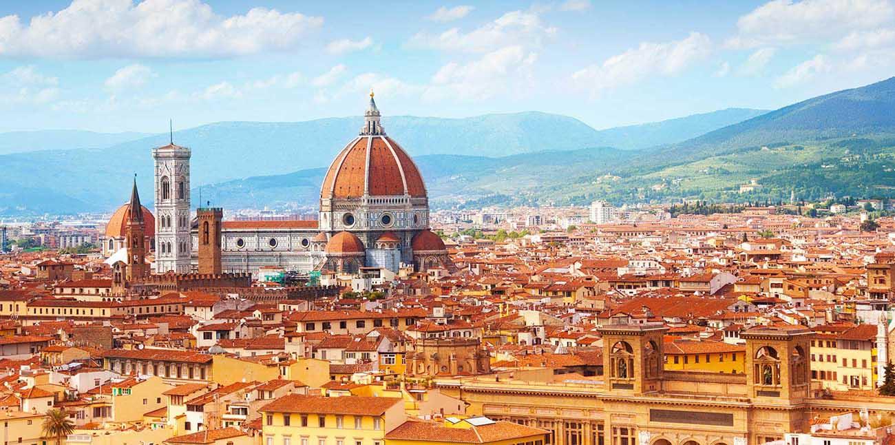 Baştan başa İtalya Turu - Floransa