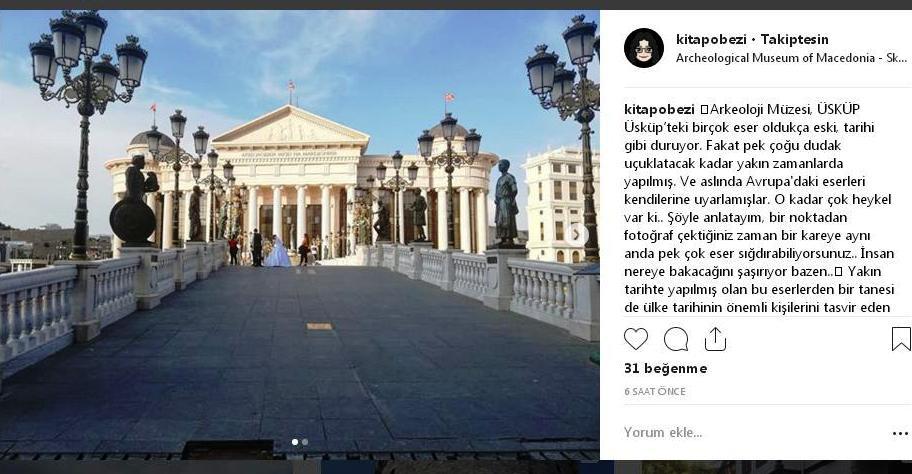 Üsküp Arkeoloji müzesi, Makedonya - Haydi Avrupa'ya