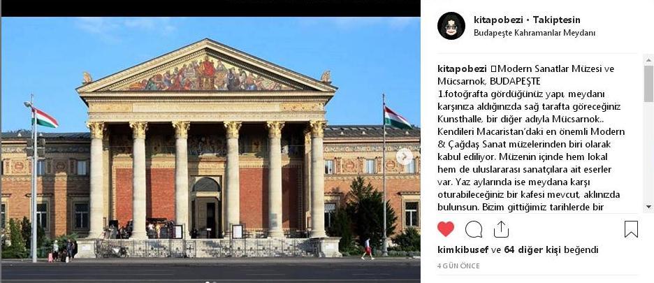 Haydi Avrupa'ya Budapeşte turu