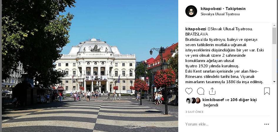 Büyük Avrupa Turu - Bratislava