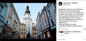 Slovakya - Bratislava Turu