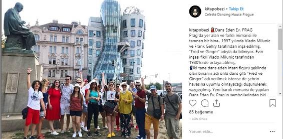 Otobüsle Avrupa Turu - Prag Gezilecek yerler