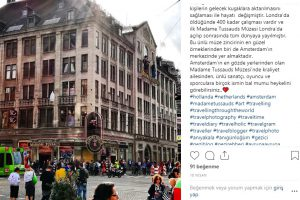 Amsterdam Hollanda notları