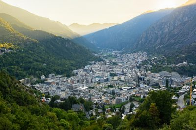 Andorra nerede, Andorra'da gezilecek yerler