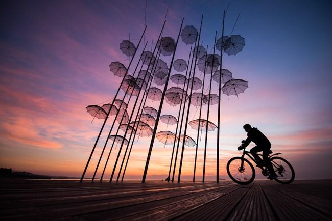 Selanik şemsiyeleri