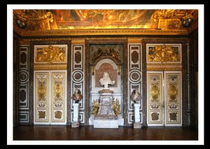 Fransa Kralı XIV. Louis Büstü - Versay Sarayı - Bernini