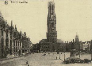 1900 yılında çekilmiş bu fotoğrafla aynı yerden bugün çekilecek başka bir fotoğraf arasında fark bulamazsınız.