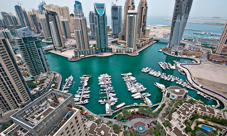 Dubai Turu - Marina