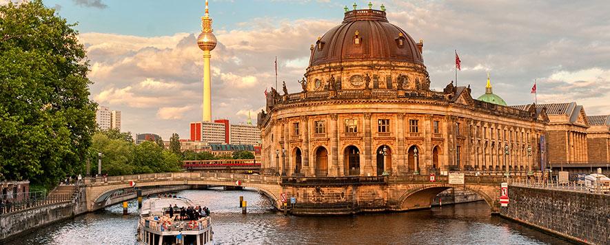 Müzeler Adası Berlin