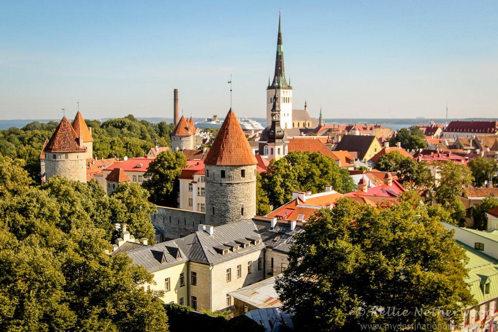 Kuzey Avrupa Turu - Tallinn - Estonya