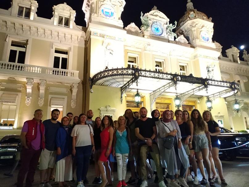 Monte Carlo - Haydi Avrupa'ya otobüsle Avrupa turu