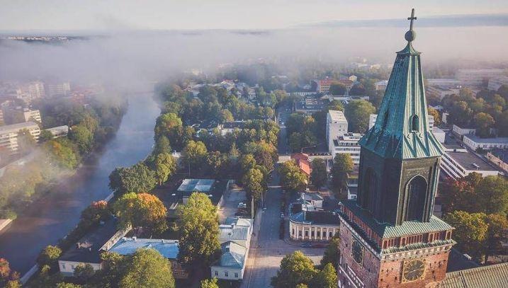 Kuzey Avrupa Turu - Turku - Finlandiya