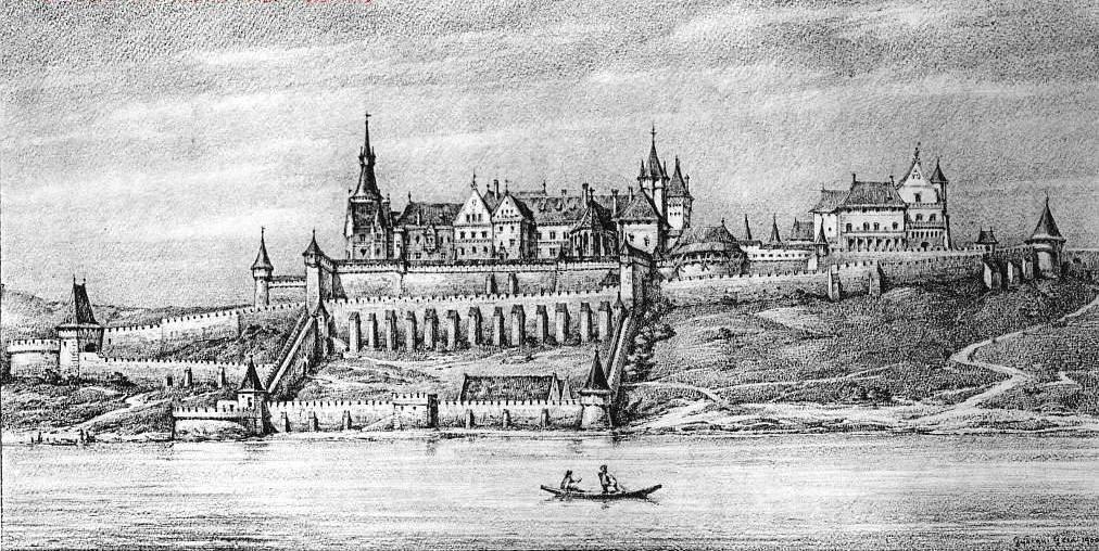 Budin Kalesi - 1490'lar