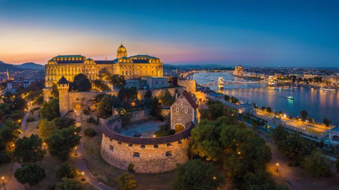 Budapeşte - Buda Kalesi