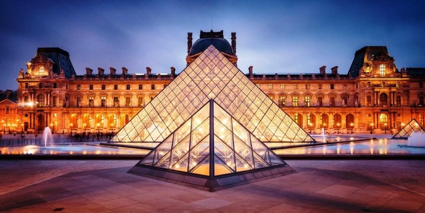 Louvre Müzesi hakkında Bilgiler